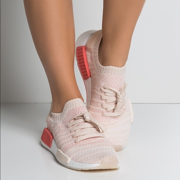 adidas Shoes - ADIDAS Boost Women's NMD_R1 STLT PRIMEKNIT SHOES